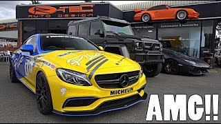 Whats Next For My C63 Amg *Garage Update*