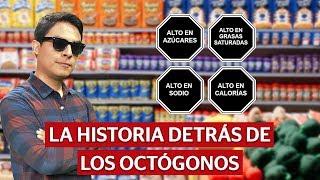 La historia de los octógonos de la #LeySaludable   Curwen en La República