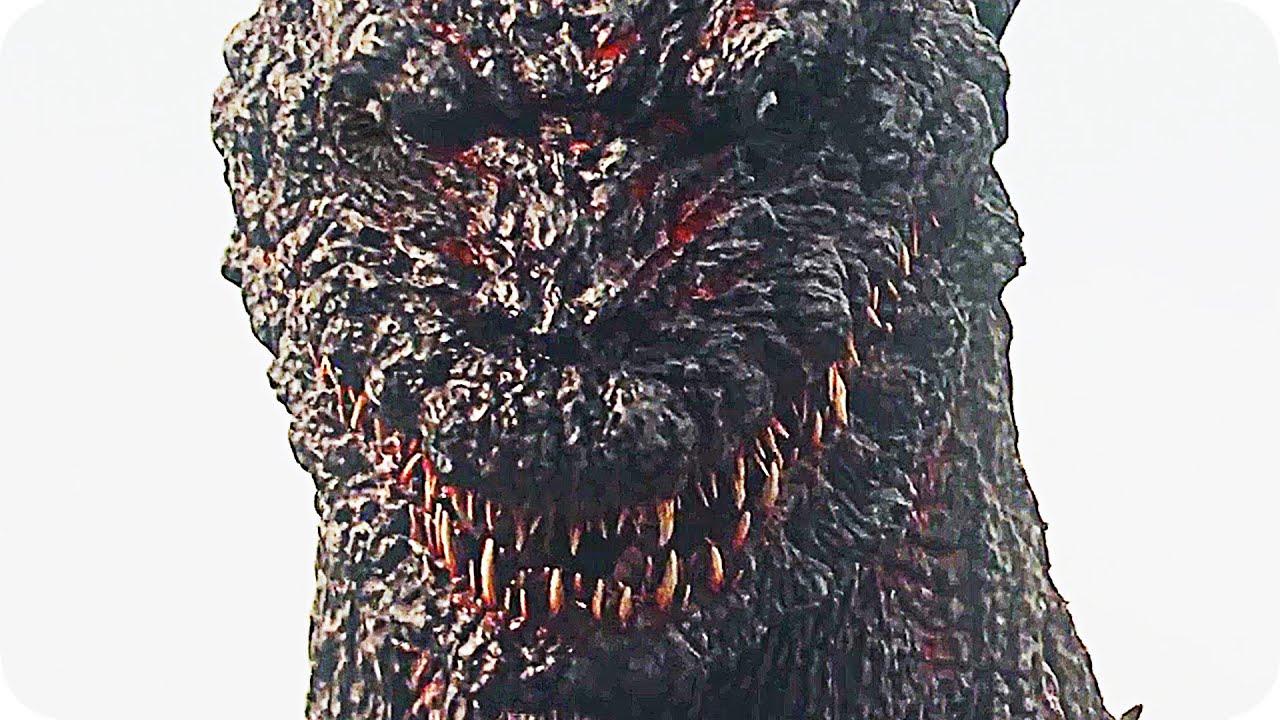 Fall Creators Update Wallpaper Godzilla Resurgence Trailer 2016 Toho Japanese Godzilla