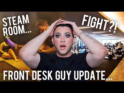 My CRAZY Gym Stories... What Happened in the Steam Room.. thumbnail