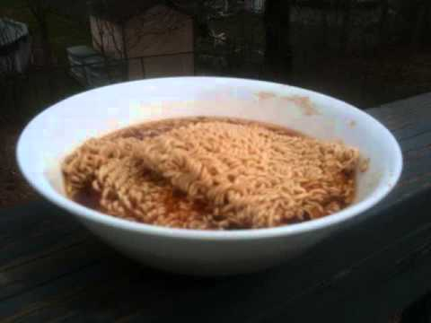 Instant Noodle Friday - Noodles Can't Be Beat!