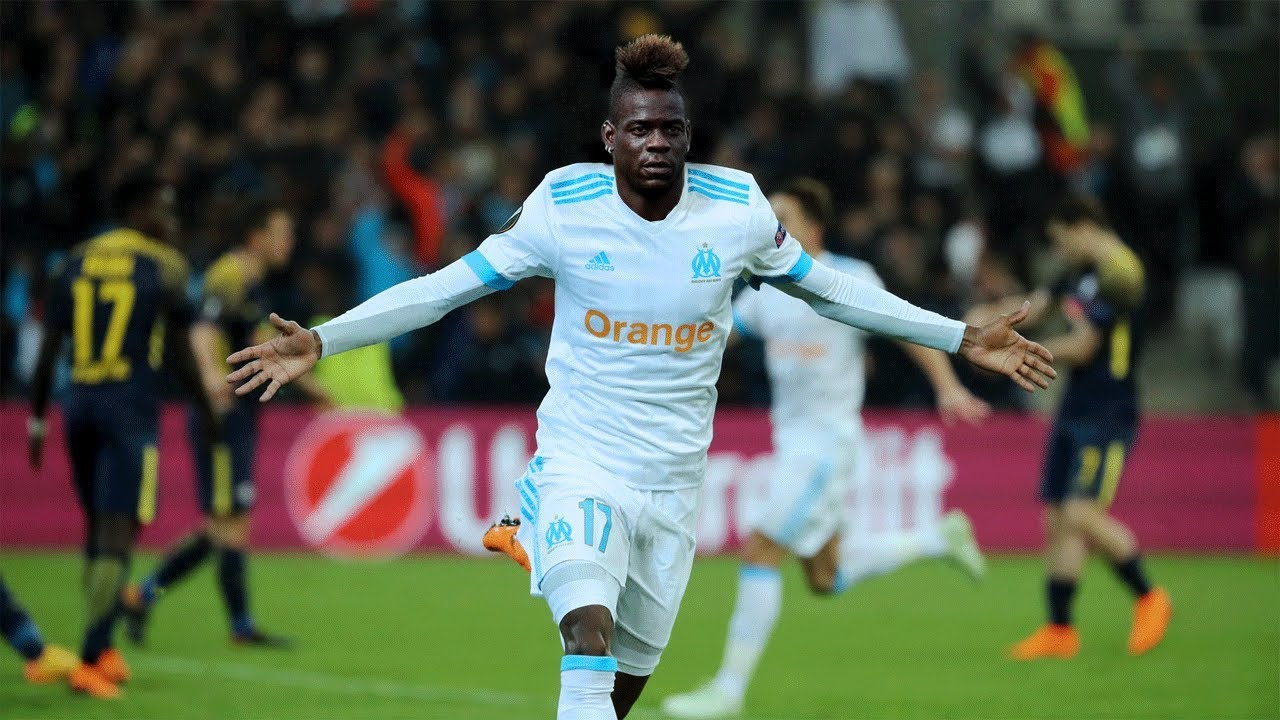 06549070a7c15 Mario Balotelli • Welcome to Olympique Marseille • Amazing Goals & Skills