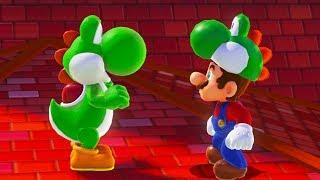 Yoshi Cappy in Mario Odyssey