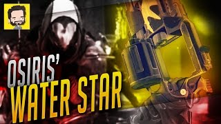 The Water Star | Destiny (The Taken King)