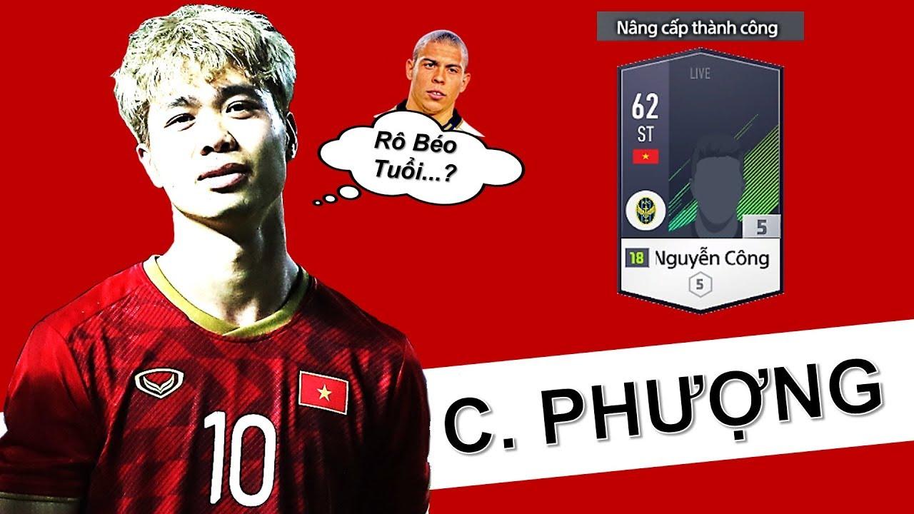 FIFA Online 4 | Đập Thẻ & Trải Nghiệm CÔNG PHƯỢNG SS18 +5 Cực Hiếm Tại SERVER - NIỀM TỰ HÀO DÂN