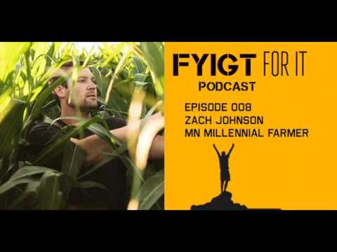 Minnesota Millennial Farmer Podcast Youtube