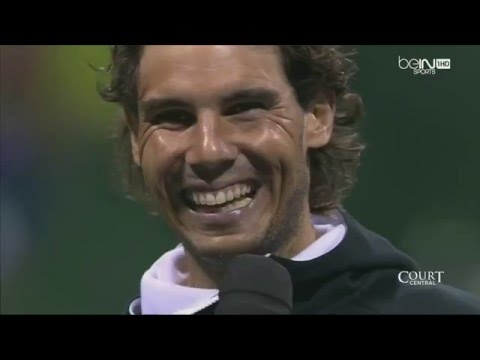 Doha Open 2016 : Rafael Nadal vs Novak Djokovic (Finale), Highlights HD