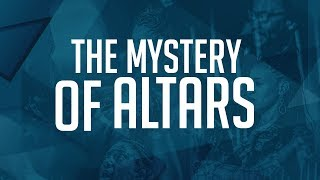 "Gambar cover ""THE MYSTERY OF ALTARS"" By Dr. Sonnie Badu At RockHill Church (Destiny Arena)"