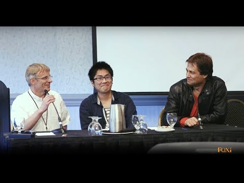 On Consciousness with Giulio Tononi, Max Tegmark and David Chalmers