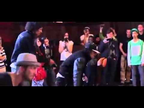 Les Twins Completion: No Holds Barred - Legend Da Beatslaya (2013)