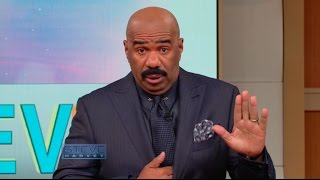 Ask Steve: Steve gets stumped! || STEVE HARVEY
