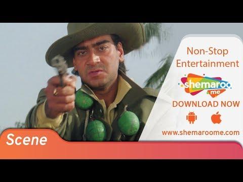 AJAY DEVGN & GULSHAN GROVER Best Fight Scene   KANOON   Bollywood Action Movie   90's Best Movie