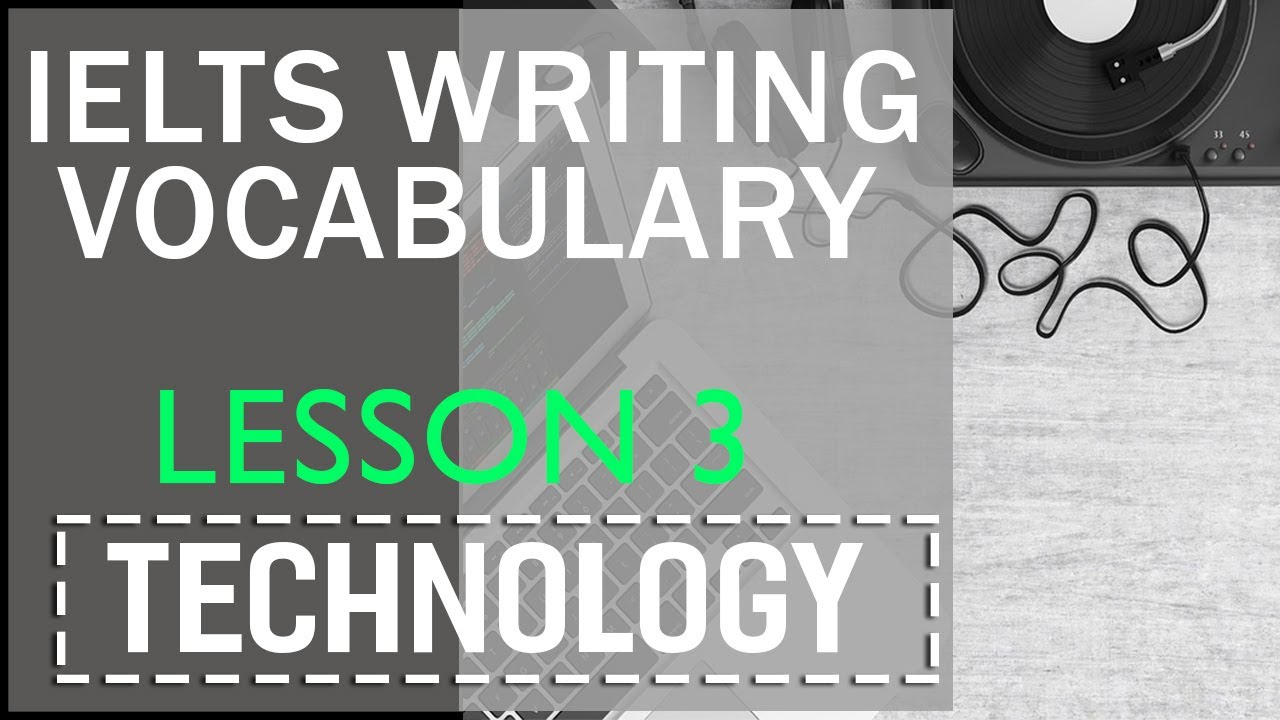 ielts vocabulary for writing pdf