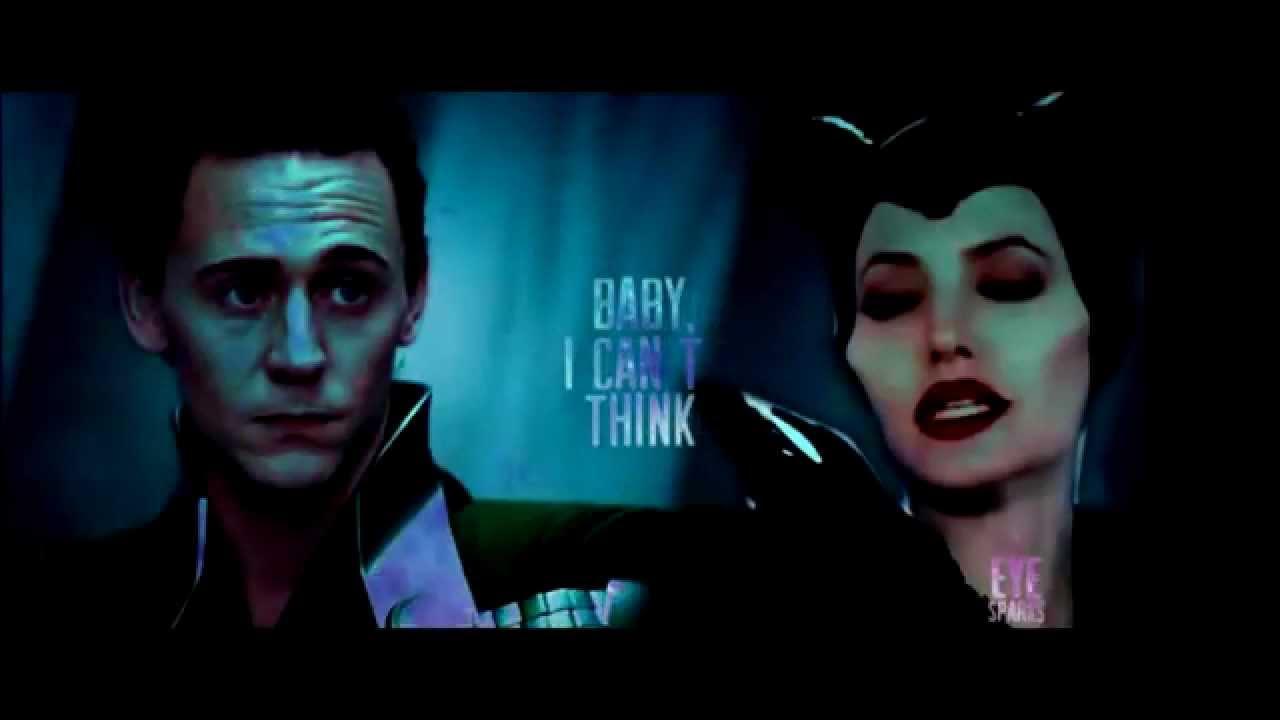 Just A Dream Loki X Maleficent