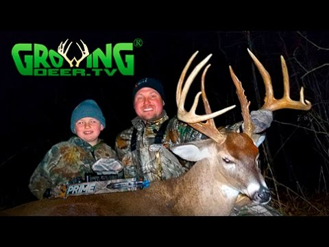 An Epic Deer Hunting Story: Shifting Strategies to Shoot THAT BUCK!! (#371) @GrowingDeer.tv