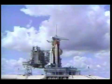 STS-34 launch & landing (10-18-89)