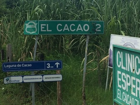 El Cacao, Honduras. AIM July 2015