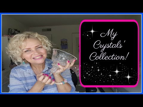 VEDA # 18   How To Tell Crystal From Glass!