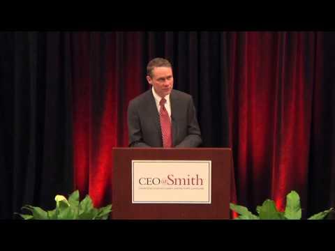 CEO@Smith: Wes Bush, Northrop Grumman