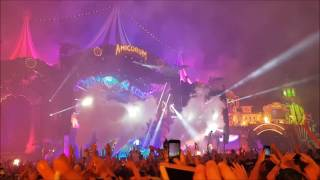 Axwell Ingrosso live More Than You Know at Tomorrowland