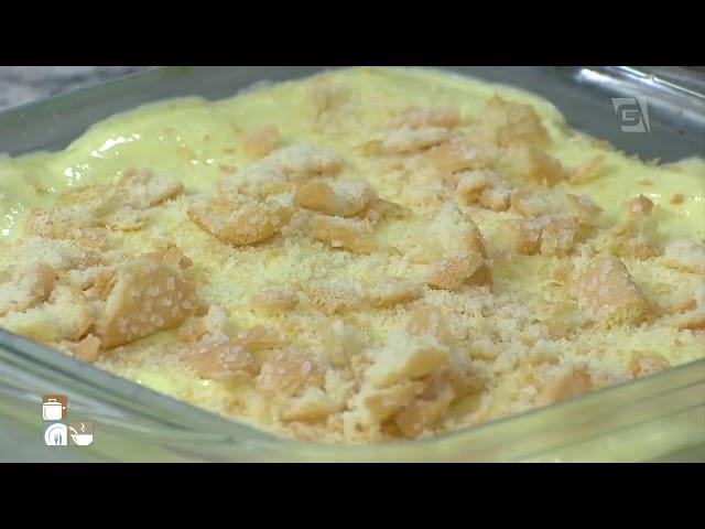 Pavê Gelado - Alê Peruzzo  | Cozinha Amiga (03/01/18)