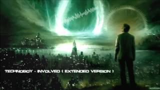 Gambar cover Technoboy - Involved (Extended Version) [HQ Original]