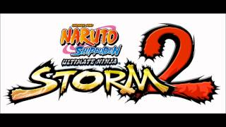 naruto ultimate ninja storm 2 ost forest of quiet movement night