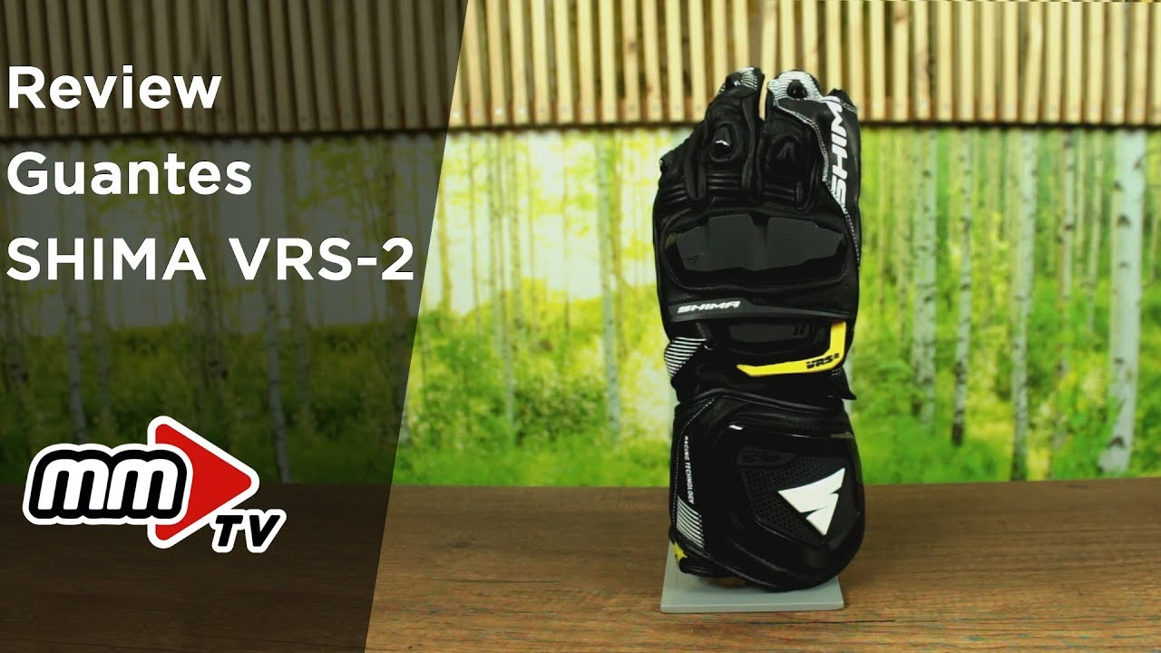 SHIMA VRS-2 Guantes para moto
