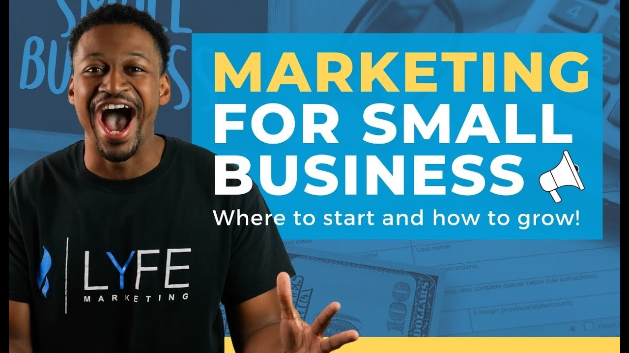 Marketing for Small Business Effective Marketing Strategies for 2021