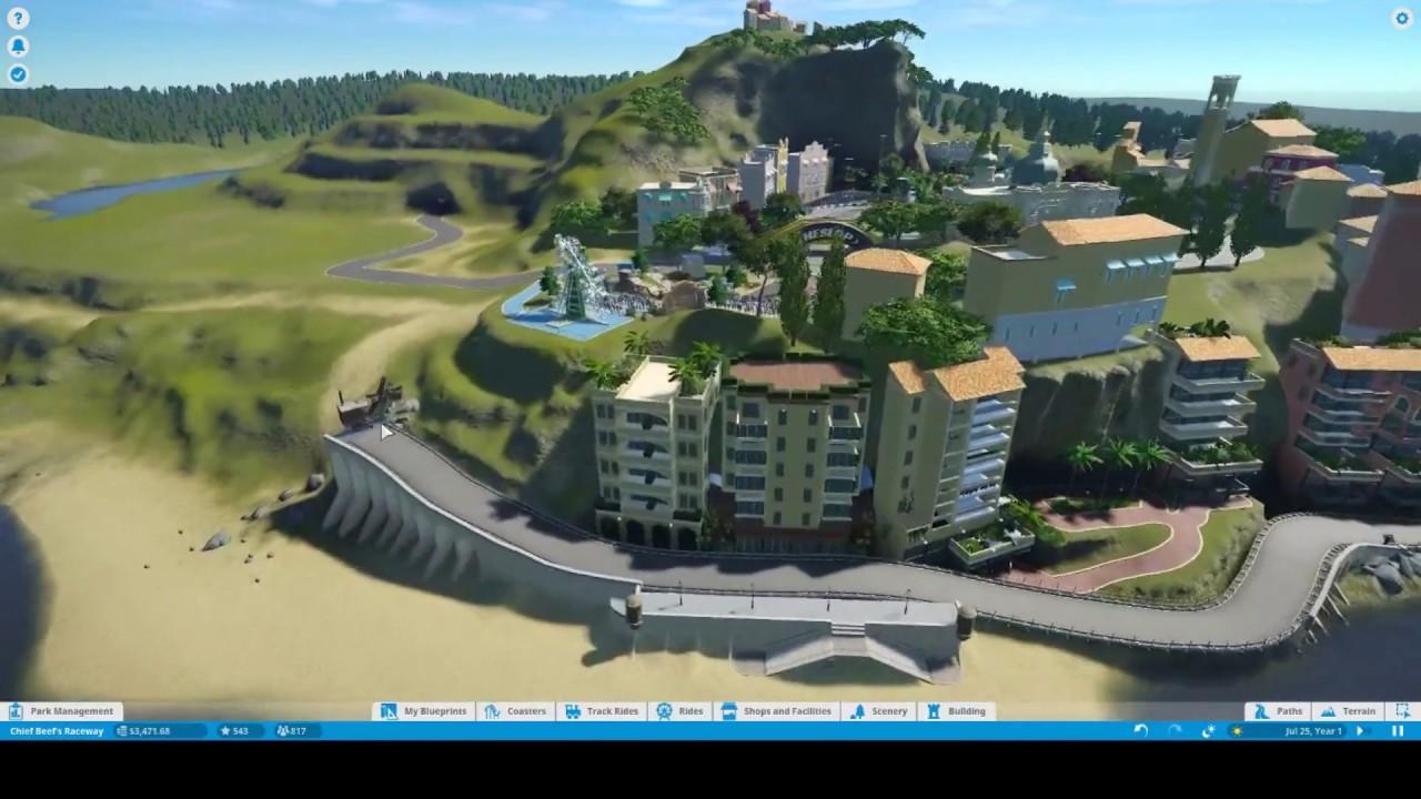 Planet Coaster Demo
