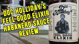Doc Holliday's Southern Style Habanero Hot Sauce Review