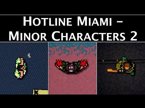Hotline Miami - Minor Characters 2