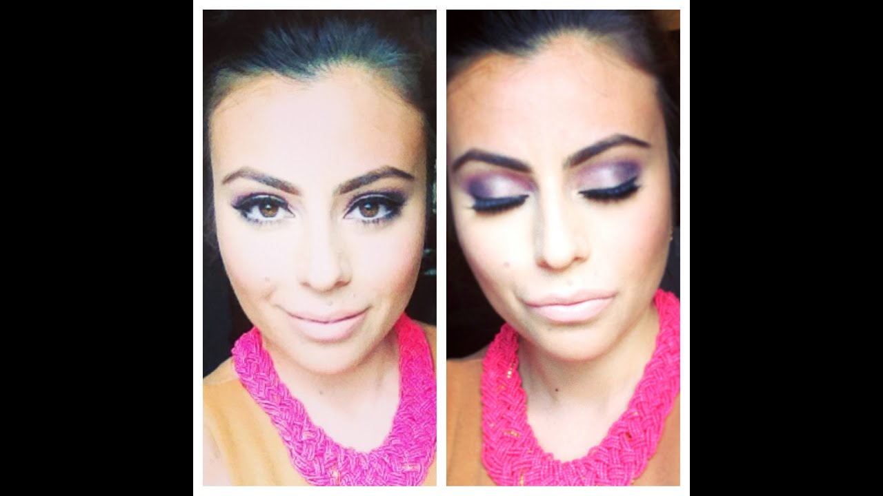 Lilly Ghalichi Shahs Of Sunset Inspired Makeup Tutorial Lilly