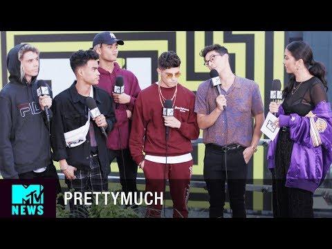 Download Youtube: PRETTYMUCH Talk TRL, Ed Sheeran, & More!   MTV News
