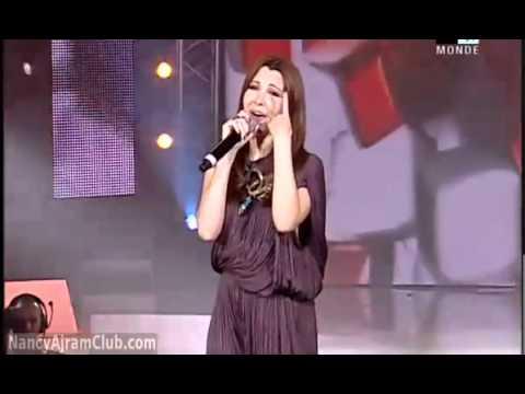 Nancy Ajram - Einy Aleik Live (2M 2011)