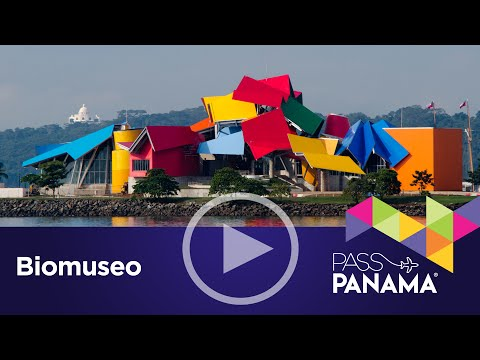 Biomuseo - Biomuseum (Calzada de Amador - Panamá City)