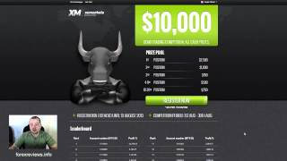 XM XE Markets $10,000 Dollar Giveaway Demo Account Competition