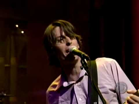 Stephen Malkmus - Jenny and the Ess Dog (Letterman 2001) Mp3