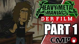 Heavy Metal Maniacs: Folge 37 - Behind the Music!
