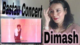Dimash Kudaibergen/BASTAU Concert 2017 '' The Diva Dance & Daybreak'' REACTION