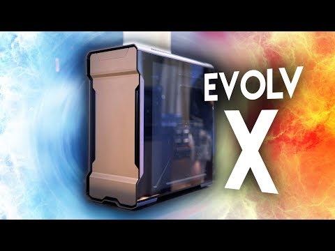 The BEST $199 You Can Spend on a Case! -- PHANTEKS EVOLV X