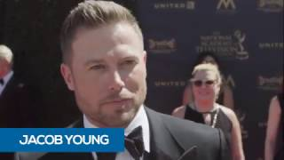 Video Bold and the Beautiful on the red carpet at the 44th Daytime Emmys download MP3, 3GP, MP4, WEBM, AVI, FLV September 2018