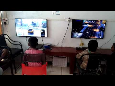 Beggars enjoying PS3 and PS4 at Gaming Zone Punjab (Do check link in description)