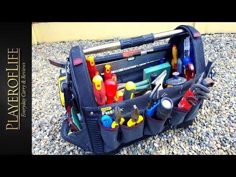 CAR EDC Tool Bag - Stanley Fat Max May 2016