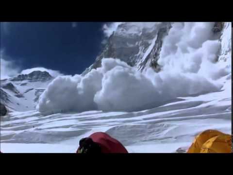 Avalanche Mt Everest 2011, not 2014