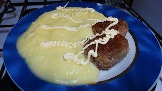 Как приготовить картофельное пюре пошаговый видео рецепт
