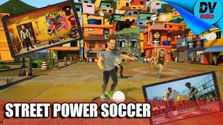 Trailer Street Power Soccer - Seria um Novo FIFA STREET!!! - PS4