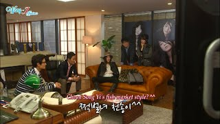 [ENG SUB] You Who Came From The Stars BTS, NG and Making Film