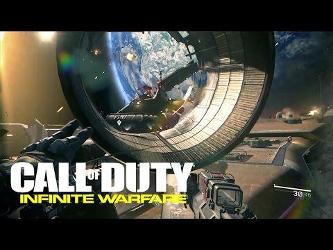 Call of duty infinite warfare gameplay campaign ship assault gameplay e3 2016 youtube - Infinite warfare ship assault ...