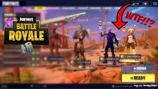 FORTNITE HACKER SHOWS ME ALL THE NEW LEAKED SKINS PANDA,GALAXY,BIKER LEAKED SKINS FORTNITE HACKER!